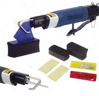 Astro Pneumatic 21 Piece Buzz Block Sanding And Cutting Kit