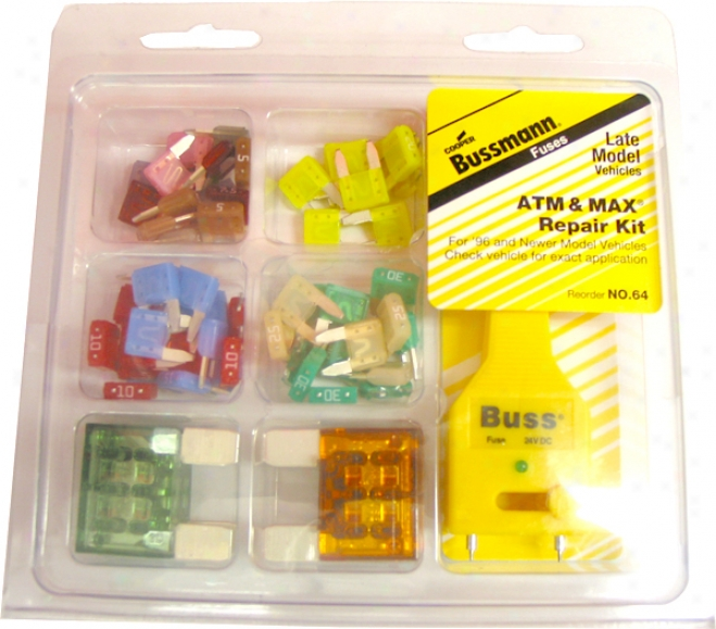 Atm And Max Redress Kit