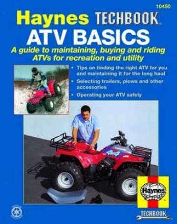 Atv Basics Haynes Techbopk