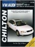 Audi A4, Volkswagen Passat (1996-01) Chiltom Manual