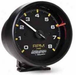 Auto Meter 3-3/4'' Autogage Tqchometer