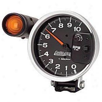 Auto Meter Autogage Tachometer W. External Shift-lite