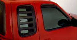 Auto Ventshade Aeroshade - Louvered Side Window Covers