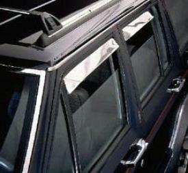Auto Ventshade Deflsctors