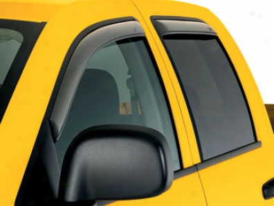Auto Ventshade In-channel & Wind Deflector Ventvisors
