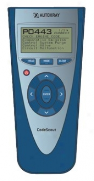 Auto X-ray Code Scout 1500