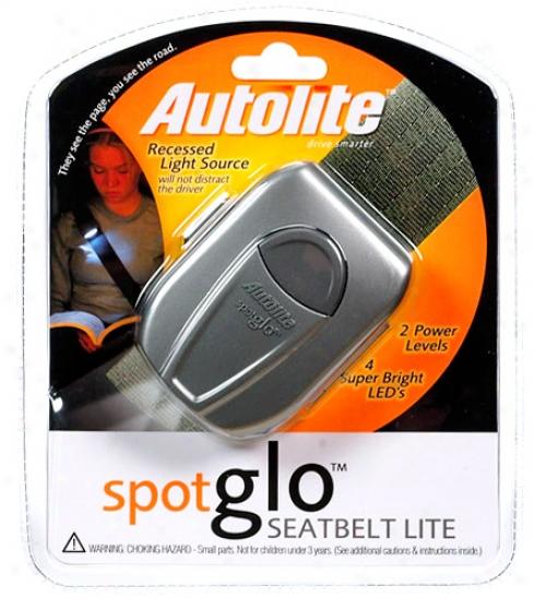 Autolite Spotglo Seatbelt Lite