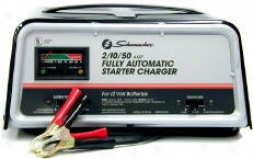 Automatic Battery Starter/charger (50/10/2 Amp)