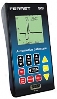 Automotive Labscope - Easy To Use 2-channel Oscilloscope