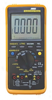 Automotive Meter With Pc Interface