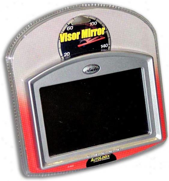 Automotive Visor Mirror