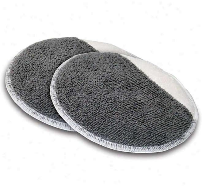 Autospa Microfiber Max 2-pack Luxury Applicator Pads