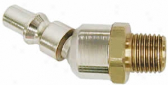 Ball Swivel Connector Air Hose Fitting - A Style Connector