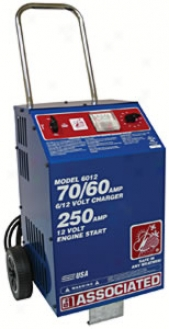 Battery Charger 6/12volt - 70 Amp, 500 Amp Boost