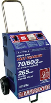 Batteery Charger 6/12volt - 80 Amp, 540 Amp Boost