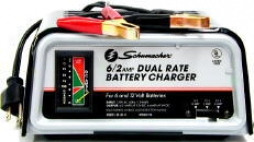 Battery Charrger (6/2 Amp Dual Rate)
