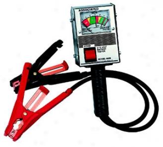 Battery Load Tester - 125 Amp Load, Hand Hed
