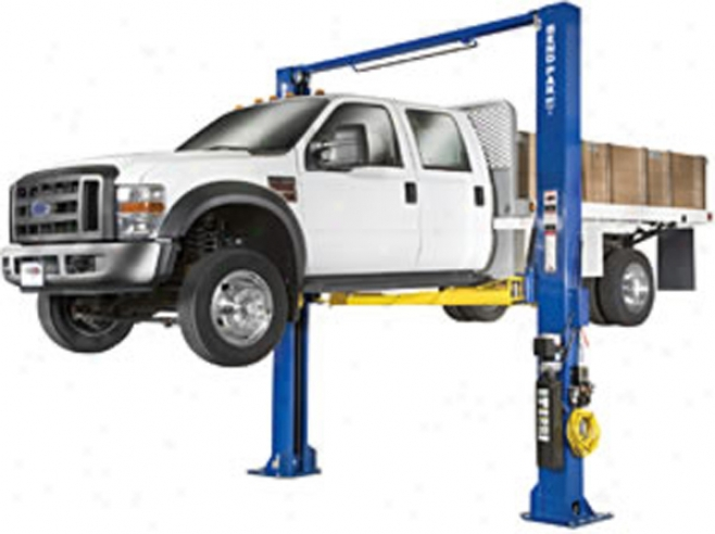 Bendpak Heavy-duty Clearfloor Two-post Lift
