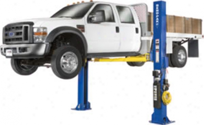 Bendpak Two Post Lifts-12,000 Lbs-direct-drive - 155''