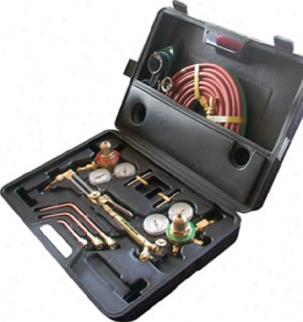 Bernzomatic Cutting & Welding Oxygen & Acetylene Torch Kit