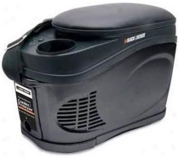 Black & Decker 12 Volt Travel Cooler & Warmer (6 Liters)