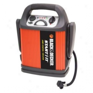 Black & Decker 450 Watt Jump Start/commpressor