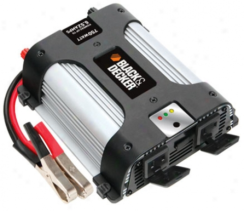 Black & Decker 750 Watt Power Inverter