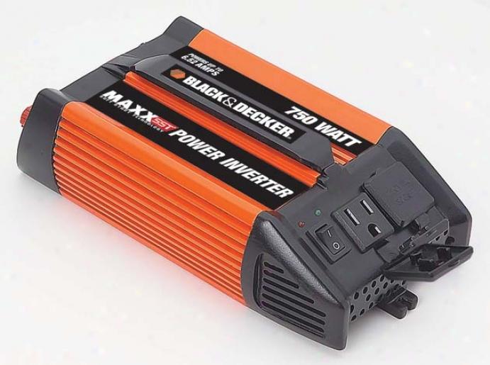 Black & Decker 750w Ppwer Inverter