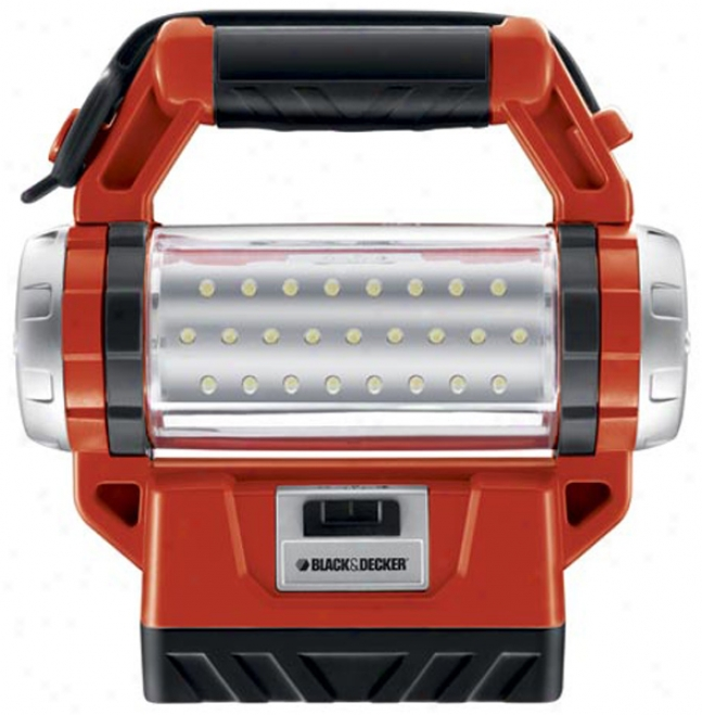 Black & Decker Rechargeablee Led Area Light