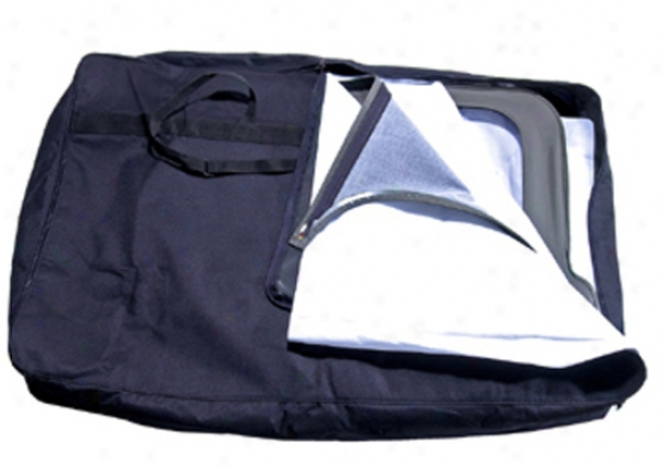 Black Jeep Window Stoarge Bag