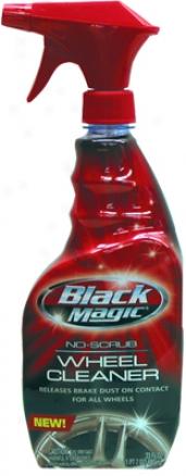 Black Magic No-scrub Wheel Cleaner