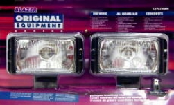 Blazer O.e. Halogen Driving Lights