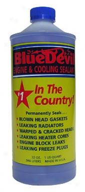 Blue Devil Engine And Coooling Sealant (32 Oz.)