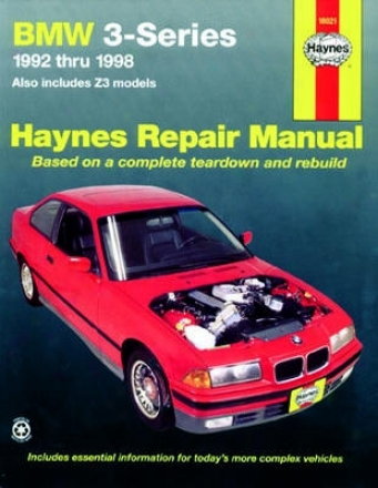 Bmw 3 Series Haunes Repair Manual (1992-1998)