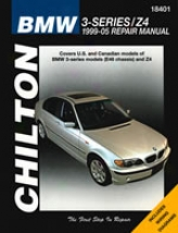 Bmw 3-series/z4 (1999-2005) Chilton Manual