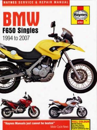 Bmw F650 Singles (1994 - 2007)