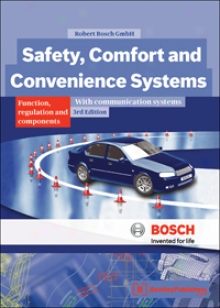 Bosch Handbook For Safety, Comfort And Convenience Systems