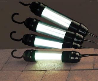 Bounce Lite? - 13watt Fluorescent Work Light, 25 Ft. Cord