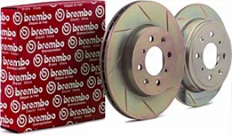 Brembo Slotted Thicket Rotors