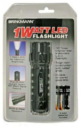 Brinkmann 1 Watt L.e.d. Flashlight