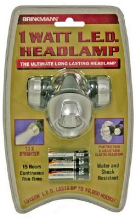Brinkmann 1 Watt L.e.d. Headlamp