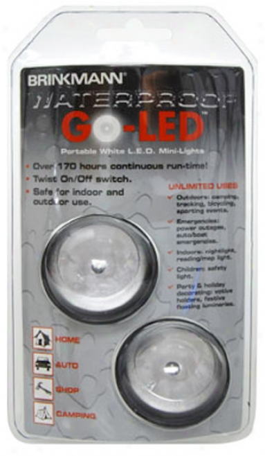 Brinkmann Waterproof Go-led Mini Lights