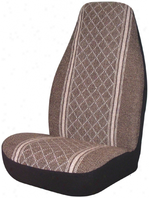Bros Diamond-back Universal Bucket Seat Cover (pair)