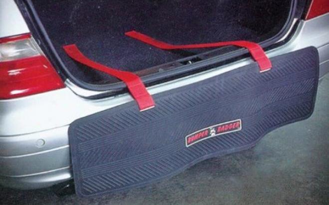 Full glass Badger Rear Bumper Protector