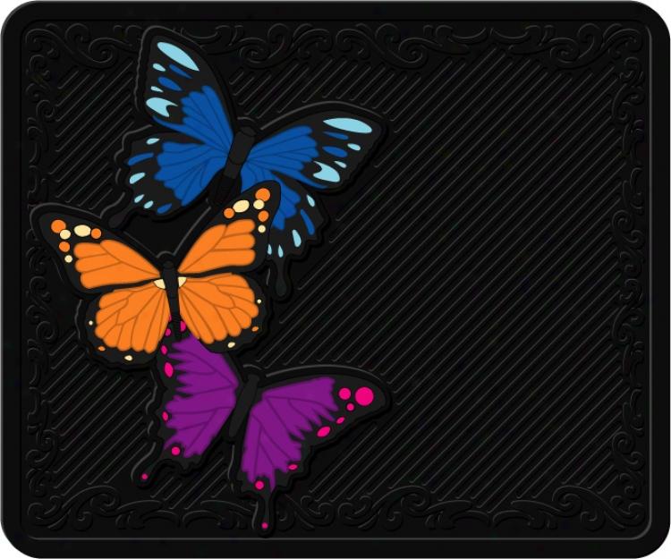 Butterflies Utility Mat
