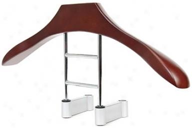 Car Bhtler Wood Coat Hanger For Cars
