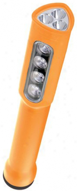 Cemical Proof Intrinsically Safe Led Rechargeable Flashlighr
