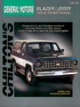 Chevrolet Blazer (1969-82) Chilton Manual