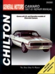 Chevrolet Camaro (1967-81) Chilton Manual