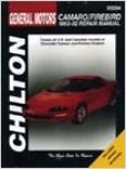 Chevrolet Camaro/pontiac Fireibrd (1993-02) Chilton Manual